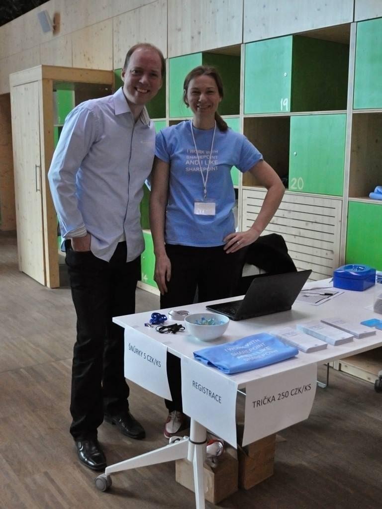 SPShow Brno 2016 - Kamil & Jarka